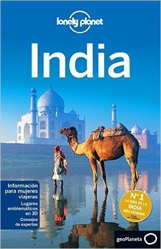portada lonely planet india gadgets para viajar